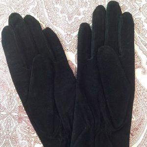 👗Vintage Fownes Suede Women's Gloves